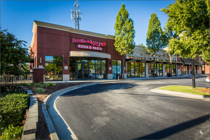 Berkeley Heights Retail
