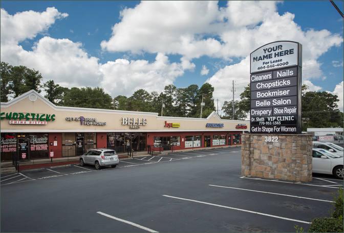 Village East Shopping Center