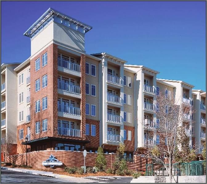 Berkeley Heights Apartments