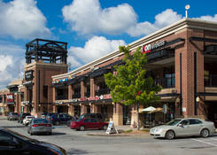Midtown Place Shopping Center:
